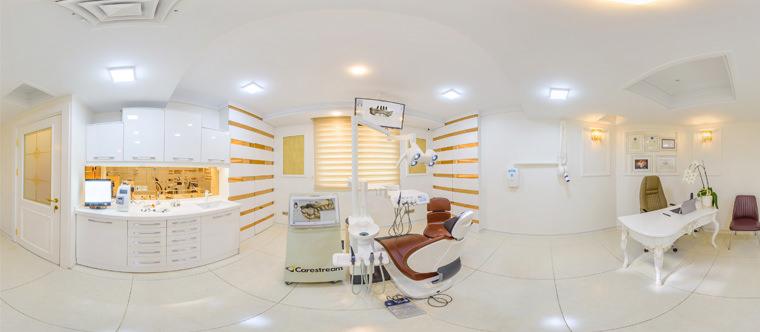 مرکز دندانپزشکی دیجیتال دکتر مهری قاسمی در غرب تهران
